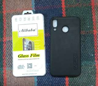 Asus Zenfone5 2018 (ze620kl) Insipio case + tempered glass