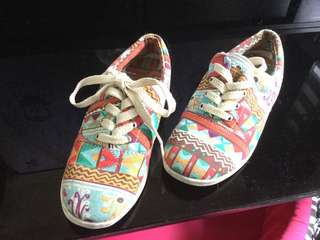 Authentic Jelly bean shoes