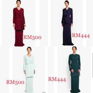Nurita Harith rtw 2018 sales