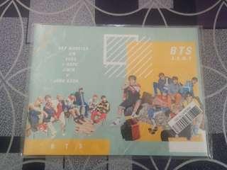BTS Lomo/Photocard Album Holder