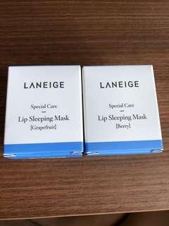 BNIB Laneige Lip Sleeping Mask
