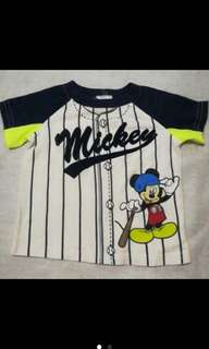 Mickey Mouse Tops