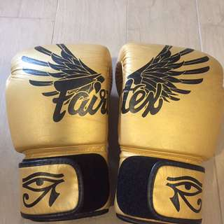"BGV1 ""FALCON"" LIMITED EDITION GLOVES"