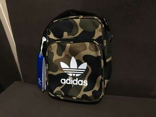 Authentic Adidas Originals Sling Bag Camo