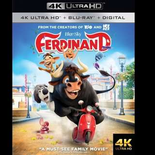 [Rent-A-4K-Movie] FERDINAND (2017)