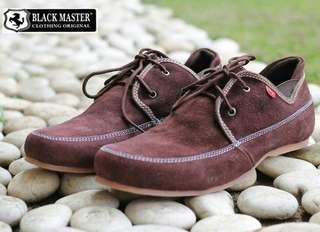 "Black Master Boss Suede ""ORIGINAL"""