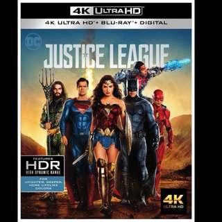 [Rent-A-4K-Movie] JUSTICE LEAGUE (2017)