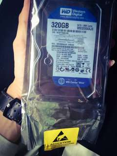 Hardisk WD Blue 320 GB