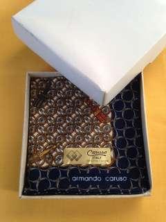 Authentic Armando Caruso Men Hanky