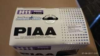 PIAA H11 SOUTHERN STAR WHITE