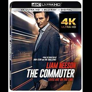 [Rent-A-4K-Movie] THE COMMUTER (2018)