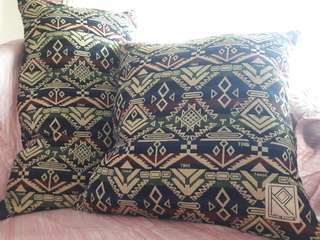 Sarung etnik bantal sofa new