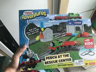 Thomas & Friends Percy at the Rescue Centre