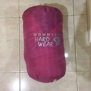 Sleeping Bag Merk Mountain Hard Wear