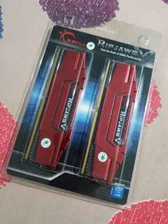 G.Skill Ripjaws V 8gb DDR4 2400mhz (4gbx2)