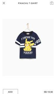 RTP$19.90 LN Zara Boys Tee Size 10
