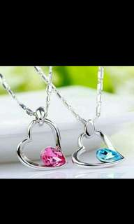 Mother's day special Swarovski Crystal element necklace