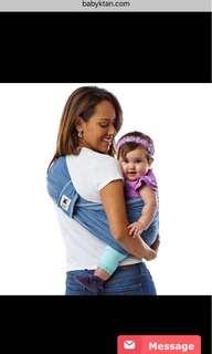 Baby K'tan carrier denim/blue