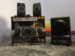 Music player simbadda cst 1600N