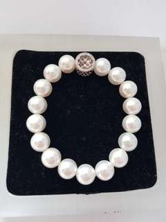 Idea Gift for Mother's Day Pearl Bracelet