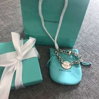 Return to Tiffany bracelet