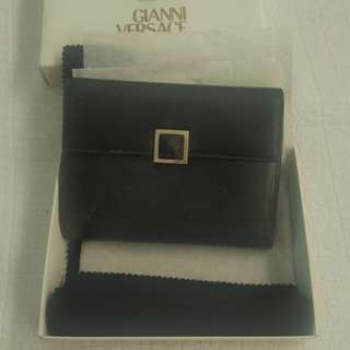 Gianni Versace calf wallet