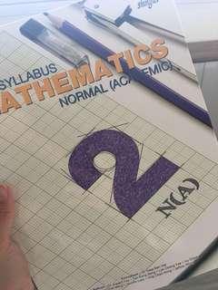 New syllabus MATHEMATICS NORMAL(academic)