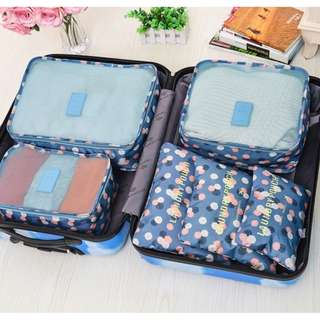 Travel Organiser/Travel Pouch/Travel Essential/Storage Bag