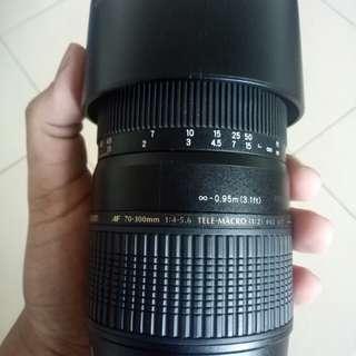 Tamron AF 70-300 Nikon