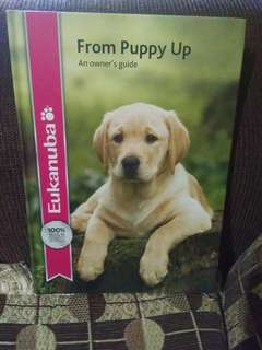 Book - From Puppy Up