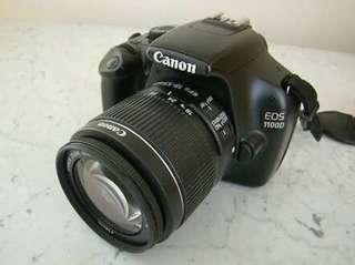 Canon 1100D NEGO!