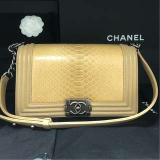Authentic Chanel boy ❗️❗️Limited Edition
