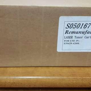 🚚 EPSON 環保碳粉匣 S050167 6200L(如圖)有2盒