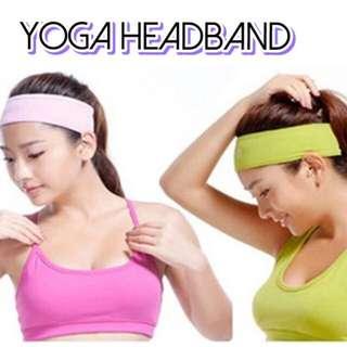Yoga Headband Various Colors Brand New Yoga Headband Various Colors