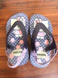 Hello kitty original outside slipper