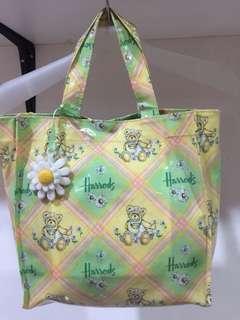 Harrods Plastic Bag Ory
