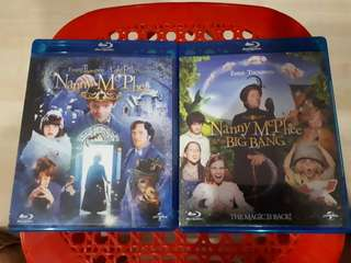 Bluray Movies Nanny McPhee