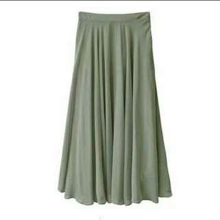 Starmimi Light Midi Skirt
