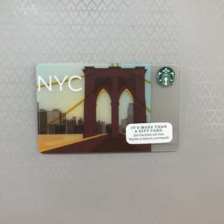 Starbucks Cards 2
