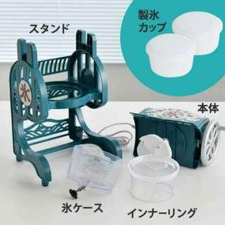 日本復古剉冰機