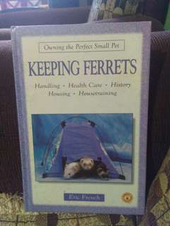 Keeping Ferrets Book