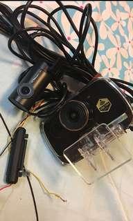 Motorcars Marbella kr5 FHD 2 ch wifi dash camera