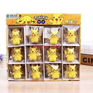 Pokémon / Pikachu Erasers for Goodie Bag / Gift (36 pieces per box)
