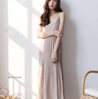 Posie Maxi Slip Dress
