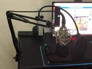 Studio Master Microphone KG-800