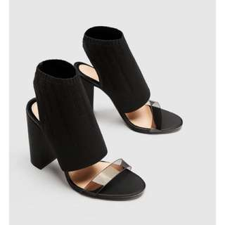 Zara heels size 9