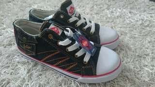Lee Cooper Denim Lo shoes