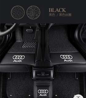 Audi Car Mat A8 A6 A4 A5 A3 Q5 Q7 Q3 TT