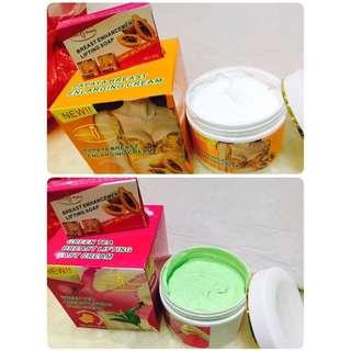 Aichun beauty set breast cream & breast soap