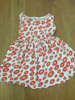 H&M Girl's dress 12m
